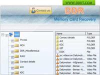 Undelete Memory Card