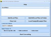 Excel Unit Conversion Software