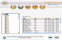 Flash card files undelete tool