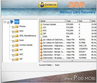SD Memory Card Recovery screenshot medium