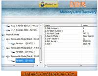 Multimedia Card Undelete Tool screenshot medium