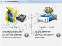 Removable Disk Data Undelete Utility