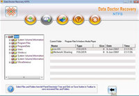 Windows NTFS Recovery