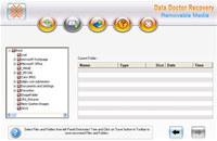 Removable Media Files Undelete