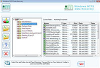 001Micron NTFS partition data recovery