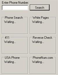 International Reverse Phone Lookup