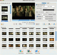 4Media DVD Frame Capture for Mac