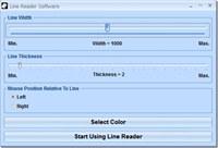 Line Reader Software