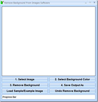 Remove Background From Images Software
