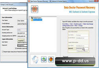 Outlook Password Salvage Software