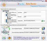 Internet Explorer Password Unlock