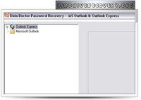 MS Outlook Email Password Rescue Tool