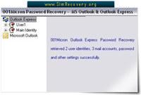 Reveal Outlook Password