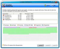 WinUtilities Disk Defragment