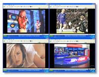 Satellite TV PC