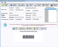 Barcode Image Generator Software