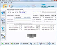 Barcode Mark Package