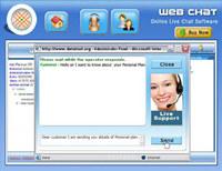 Live Webchat Software