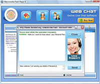 Single Operator Chat Software