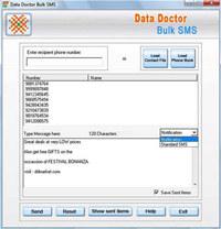 Bulk SMS Software Ex