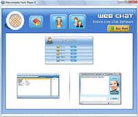 Multi Operator Chat Tool