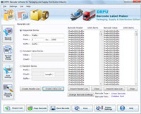 Packaging Industry Barcodes Software