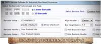 Warehouse Industry Barcode Generator