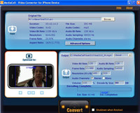 MediaCell iPhone Video Converter