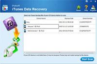 iPubsoft iTunes Data Recovery
