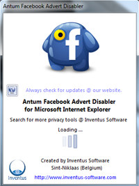 Free Facebook Advertisement Disabler