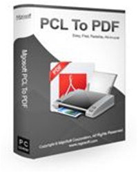 Mgosoft PCL To PDF Converter screenshot medium