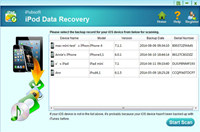 iPubsoft iPod Data Recovery