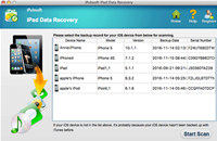 iPubsoft iPad Data Recovery for Mac screenshot medium