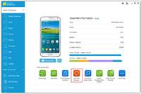 Wondershare MobileGo for Android screenshot medium