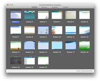 Enolsoft PowerPoint Templates for Mac