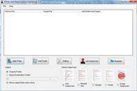 PDFdu Add Watermark