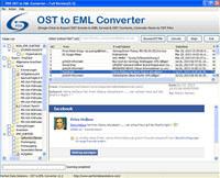 OST EML Converter