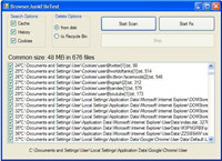 Internet Browser Cleaner ActiveX