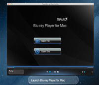 Tipard Blu-ray Player for Mac screenshot medium
