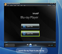 Tipard Blu-ray Player