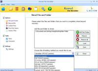 Secure File Eraser