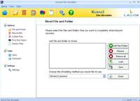 Data File Shredder