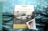 Water Style Theme for 3D Book