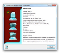 BYclouder Data Recovery Ultimate