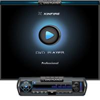 Xinfire DVD Player PRO