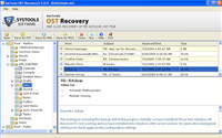 Save Outlook OST to PST File