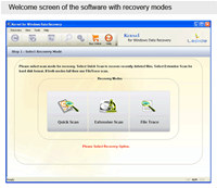 Free Data Recovery Software Demo