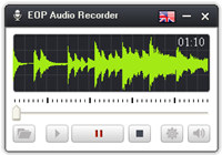 EOP Audio Recorder