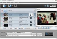 Tipard Blu-ray to AVI Ripper