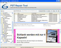 Microsoft Outlook Email Reader